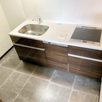 IHコンロだからお掃除楽ちん♬食器洗浄乾燥機付き!
