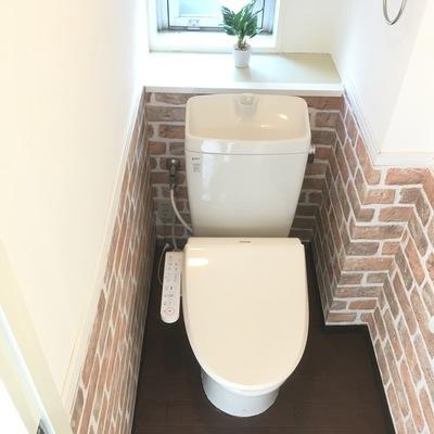 トイレの時間もブルックリン♪※写真は前回募集時のものです