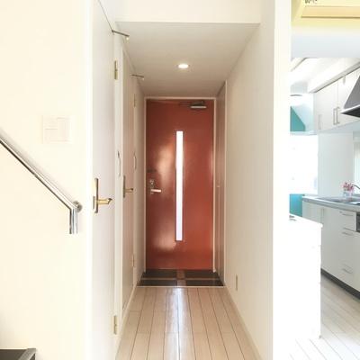 ドアも可愛くカラーリング♪※写真は前回募集時のものです