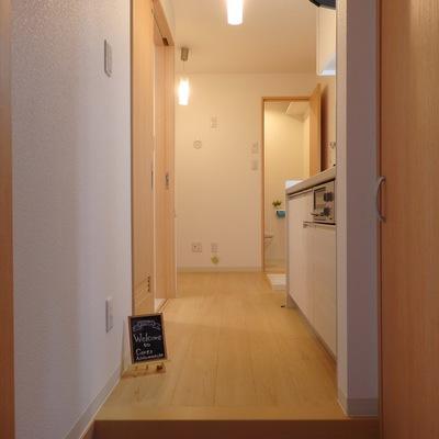 玄関〜キッチン