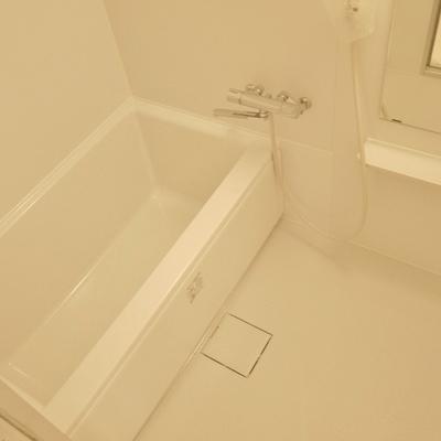 サイズは普通。※写真は101号室です。