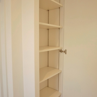 シューズBOXでも小物置きでも。※写真は101号室です。