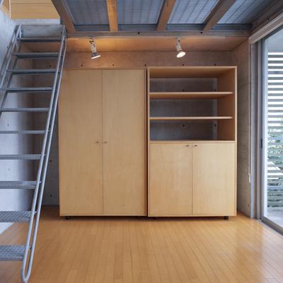 収納も安心サイズ!※写真は2階の同間取り別部屋のものです