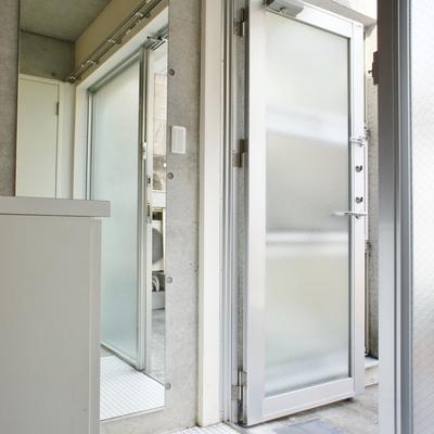 玄関はこんな感じ。※写真は前回募集時のものです