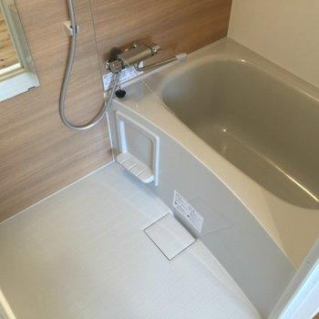お風呂とトイレが別になりました!