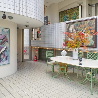 アートとホーム
