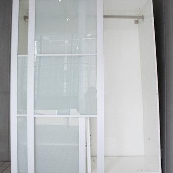 引越すまでには新しくなってます※写真は3階の同間取り別部屋のものです。