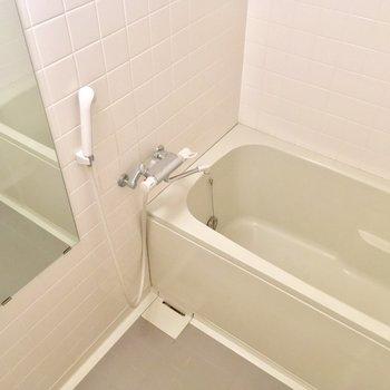 バスルームはふつうだねっ