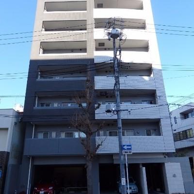 8階建てのマンション