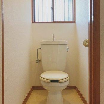 【工事前】トイレも交換!