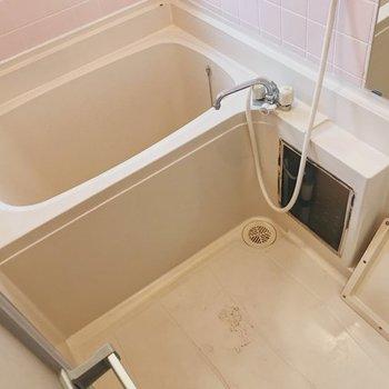 【工事前】お風呂もキレイになりますよ〜