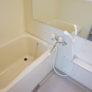 お風呂も清潔!