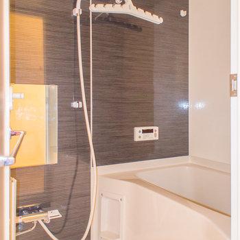 浴室乾燥機&追い焚き機能付き