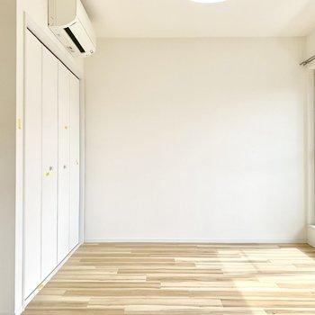 【5帖】コチラは寝室に!※写真はクリーニング前のものです