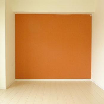 しゅいろ感すごし!※写真は6階の同間取り別部屋のものです