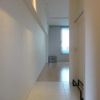 ここまで土間※写真は3階の同間取り別部屋のものです