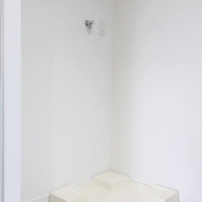 冷蔵庫と洗濯機、置き場※写真は前回募集時のものです