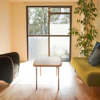 休日はお家にこもりたくなる、そんな空間に※写真はイメージです