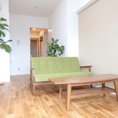 【イメージ】明るい家具とも相性◎