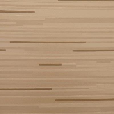 洋室〜ロフトにかけての壁紙