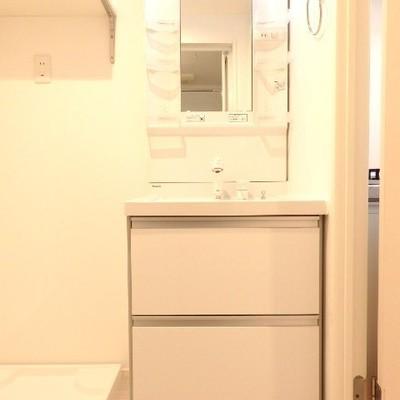 独立洗面台※別部屋の写真です