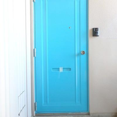 レトロかわいい扉