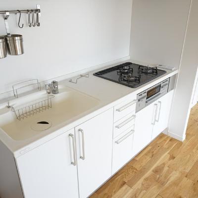 ※リノベイメージ。システムキッチンへの変更も可能です