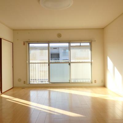 既存の写真。日当たりの良い気持ちの良いお部屋です