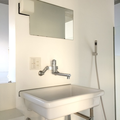 クールな洗面台※写真は前回募集時のものです