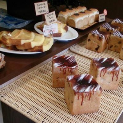 人気の食パン専門店まで徒歩1分!