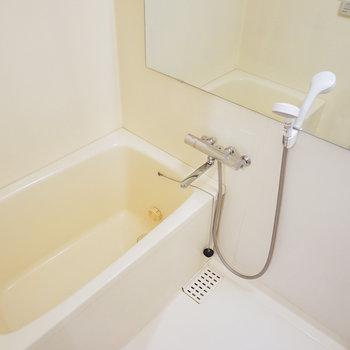 お風呂は追い焚き付き!※写真は前回募集時のものです