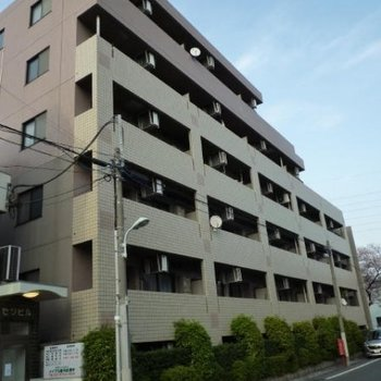 ボヌール都立大学弐番館