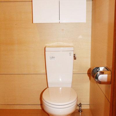 トイレもスッキリ※写真は前回募集時のものです