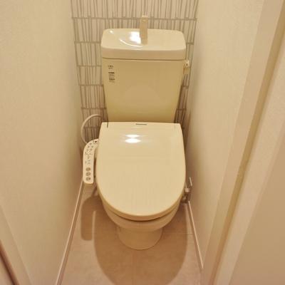 トイレは個室です!!※写真は前回募集時のものです