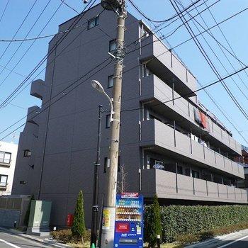 ルーブル東蒲田弐番館
