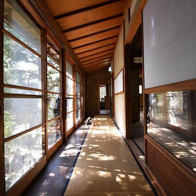 嵯峨嵐山のエンガワのある家