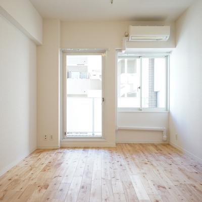 カバサクラの無垢が気持ち良いお部屋に♪※写真はイメージ