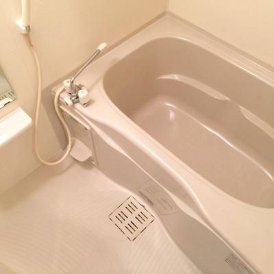 お風呂は普通。でもきれい!