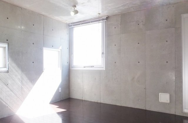 光と影に惹かれていくのお部屋