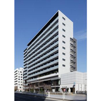 コンフォリア東新宿ステーションフロント