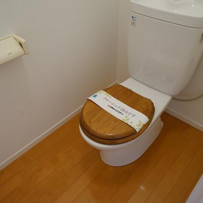 トイレも個室で広々!※写真は前回募集時のものです