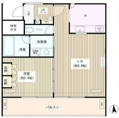 竹の家「豊」 の間取り