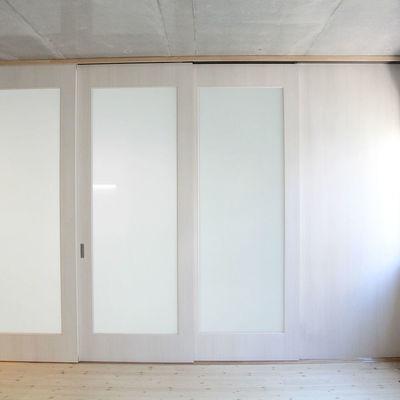 洋室は区切れます※写真は前回募集時のものです