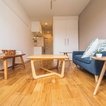 木の家具がオススメ!※イメージです