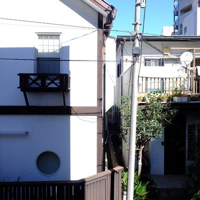 2階はこんにちは状態。※写真は前回募集時のものです。