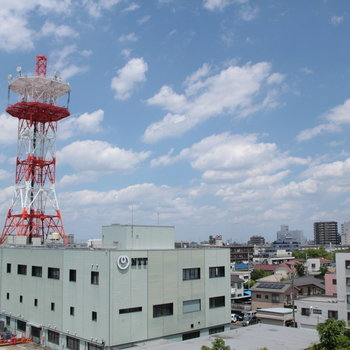 竹ノ塚タワー(適当)