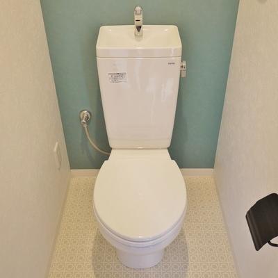 トイレもこのテイストでいきます♪。※写真は前回募集時のもの