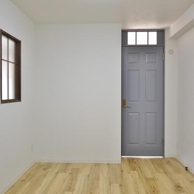 こちらが洋室部分。※写真は前回募集時のもの