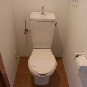 THEトイレです*写真は別のお部屋です