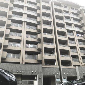 2棟隣同士の建物なんです。